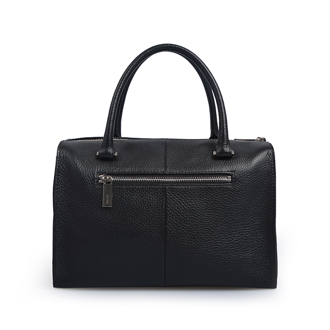 Leather Tote Bag Large Capacity Bucket Sopping Bag