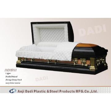 Style américain de cuivre Coffin (11018111)