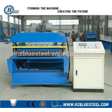 Africa Good Quality Low Price PLC Control High Speed Full Automatic Corrugated Glazed Steel Roll Forming Machine