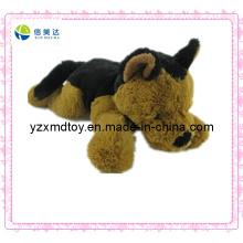 Alta qualidade do brinquedo de pelúcia do cão