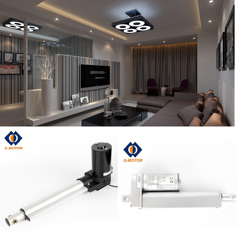 furniture linear actuator