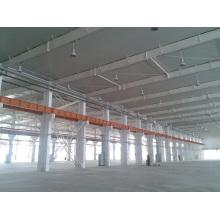 Talleres de estructura de acero pintado de alta calidad
