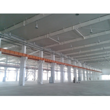 High Quality Painted Steel Structure Workshops