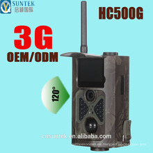 Cámara de caza 3G SMS MMS HC-500G