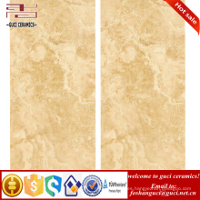 Materiales de construcción de China delgados azulejos con 3d ink jet 600x1200 azulejos de porcelana de pared al aire libre
