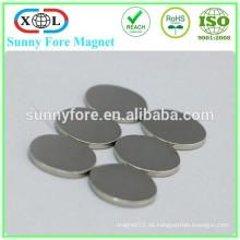 N52 Permanent-Magnet Runde hohe Remanenz