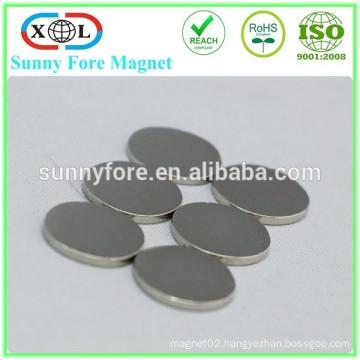 N52 Round High Remanence Permanent Magnet