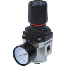 Regulador neumático de presión de compresor de aire