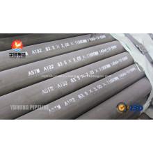 ASTM A192 бесшовных котельных труб