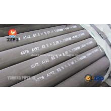 ASTM A192 Seamless Boiler Tube