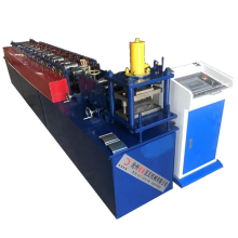 Door Metal Roll Shutter Roll Forming Machine