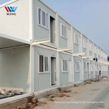 Luxury container house price, fast build flat pack container house for sale