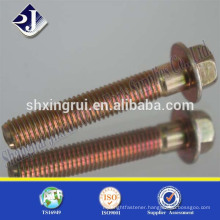 Hot sale product high strength Made in China m6 flange bolt