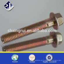 Produto de venda quente de alta resistência Feito na China m6 flange parafuso