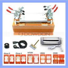 LCD Repair Machine for Samsung and iPhone LCD Separator Machine with UV Lamp/Mould/T Solder Tip
