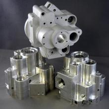 Pumpenventilteile Druckgussbearbeitung & Bearbeitung
