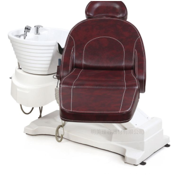 Luxuxhaarwäsche-elektrischer Shampoo-Stuhl