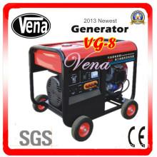 8.5 Kw Portable Gasoline Generator Set