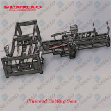 Plywood Machine 4*8Ft Building Templates Plywood Edge Cutting Saw Machine