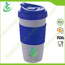 Coupe de café 16 Oz PP avec logo personnalisé