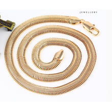 43085 Collier de bijoux de serpent en or 18k Cool Fashion en alliage de métal