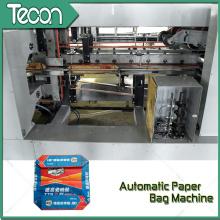 Sacos de papel de alta velocidade que fazem a máquina para o cimento da embalagem