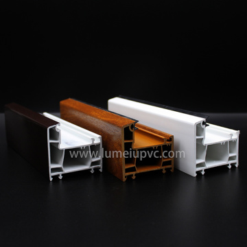 UPVC Profiles Pvc Profile Plastic pour Windows