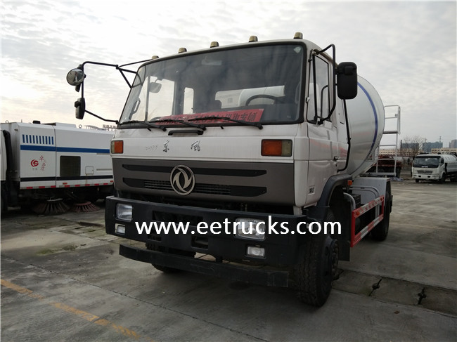 8 TON Concrete Mixer Trucks