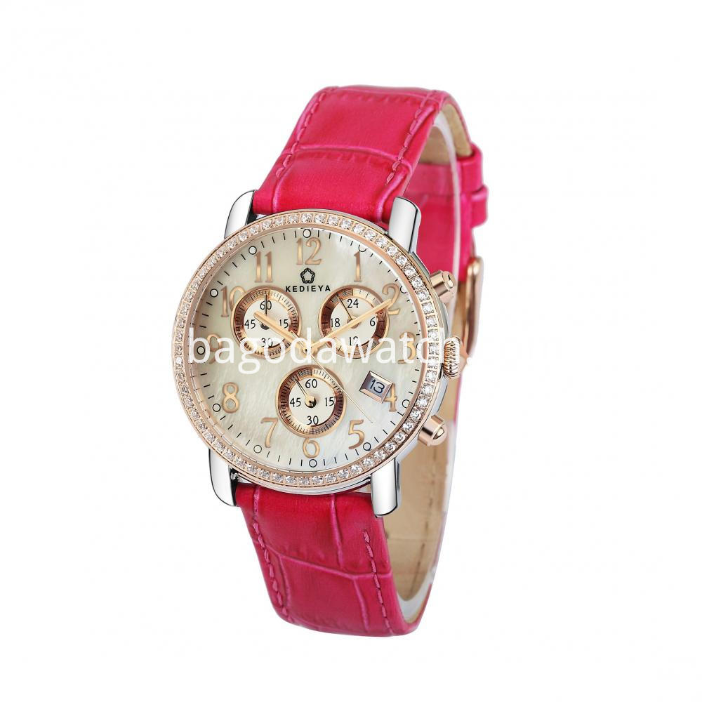 Chronograph Watch Womens