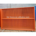 Anping Factory Supplied Top Quality PVC Coated Temporary Portable Fence,6ft Canada Iron Fencing For Construction