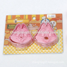 Plastic Mouse Cartoon Cookie Cutter Cake Cutter Cookie Tool