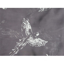 100d chiffon en soie imité en mousseline de soie pour jupe