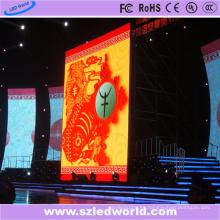 P4.81 Pantalla de alquiler de panel de señalización Fullcolor LED para publicidad