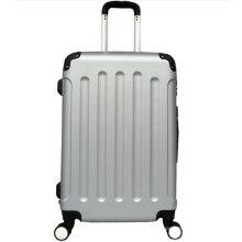 Bolso rígido del equipaje de la carretilla del viaje de la caja del ABS