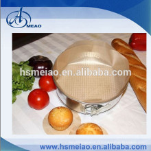 Tapis de cuisson à PTFE réutilisable facilement nettoyé