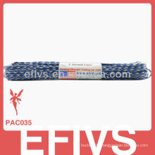 Fashion durable military 3 color paracord bracelet