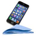Pano de microfibra para limpeza do telefone