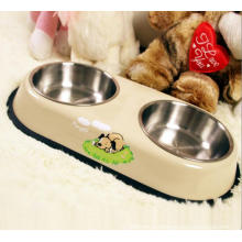 (BC-PE1004) High Quality Reusable Melamine Pet Basin