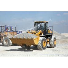 SEM659C Medium Front End Loader untuk Mineral Yard