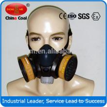 Máscara facial completa máscara facial máscara máscara de gás respirador