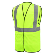 Cheap for Reflective Waistcoat Green High Visibility Reflective Safety Vest supply to Uganda Suppliers