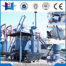 High quality coal gasifier used to produce coal gas hot selling in Pakistan and South America
