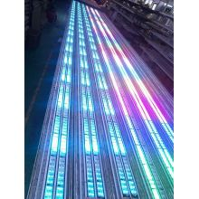 IP68 Adressable DMX 512 RGB LED Strip 5050 DMX Stripes
