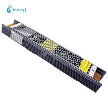 boqi Constant Voltage Led Driver 24v 0-10V Dimmable Led Drivers 120w 5.0a power supply With CE SAA FCC Listed For LED Lighting