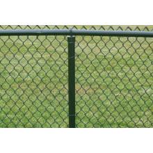 Galvanisierter Kettenglied-Zaun