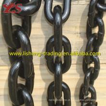 Corrente de elo de alta elasticidade do aço de liga para levantar
