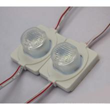 Module LED à double face pour boîtier lumineux