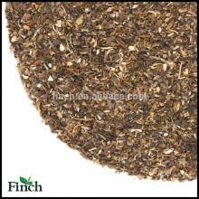FanningTea parfumé de fleur de jasmin naturel avec le prix en vrac, thé de la poussière, thé cassé