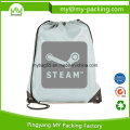 Promotional Folding Picnic Sports Drawstring Bags