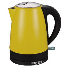 1.8 Liter Cordless hot water kettle, Stainless Steel Electric Kettle